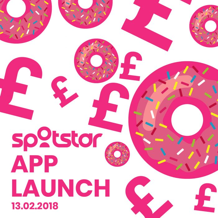 Spotstar App Launch