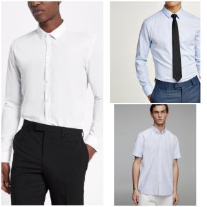 Smart Interview Clothes Men